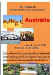 prezentace austrálie