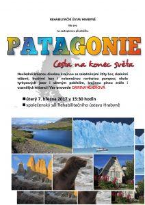 Patagonie - Hrabyně