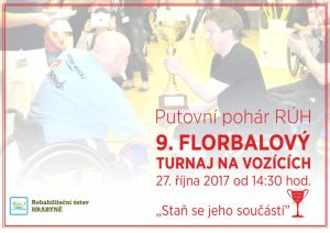 floorball 2017 plakát